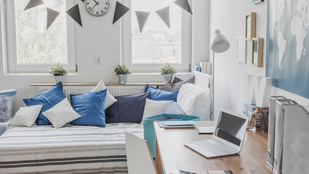 Dolgozószoba és nappali egyszerre, funkcióvesztés nélkül