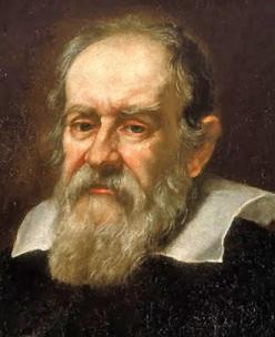 Galileo portre