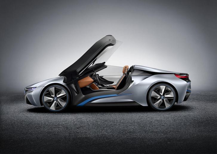 BMW i8 Spyder Concept - 2012.
