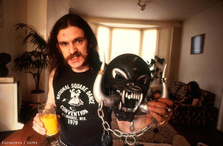 Lemmy 1982-ben
