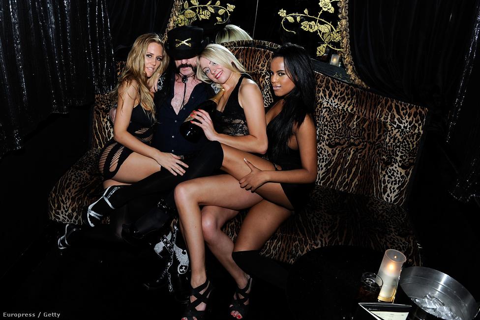 2010-ben készült promóciós célra ez a fotó, a Stringfellows nevü szórakozóhelyen és a zenekar fennállásának harmincötödik évét ünneplő turnéra készült. A szafari nem csak a párducmintás kanapé miatt találó hasonlat, ugyanis a kép Lemmy-t is természetes környezetében ábrázolja.