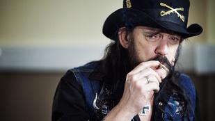 Lemmy Kilmister 70 évig kísérletezett a halhatatlansággal
