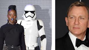 Pár színész, akiket valószínűleg észre sem vett a Star Wars 7-ben