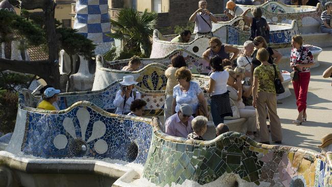 Katalóniáért őrülnek meg a Spanyolországba utazók