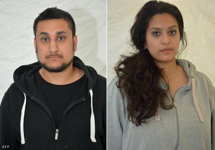 Mohammed Rehman és Sana Ahmed Khan