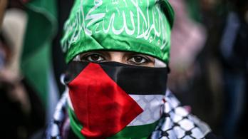 A Hamász betiltotta a szilvesztert