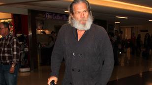 Jeff Bridges úgy öregszik, ahogyan minden férfinak kellene