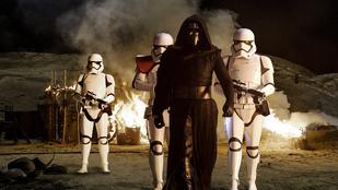 Vasárnap Star Wars-mise volt a Terézben