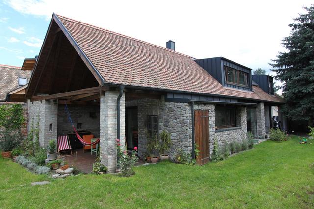 Év Háza 2015, Borbás Péter DLA Ökologikus lakóház Szentendre