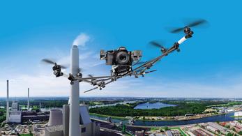 Drónforradalomra készül az Intel