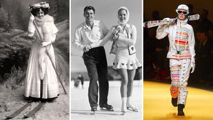 Így hódoltunk a téli sportoknak a múlt században!