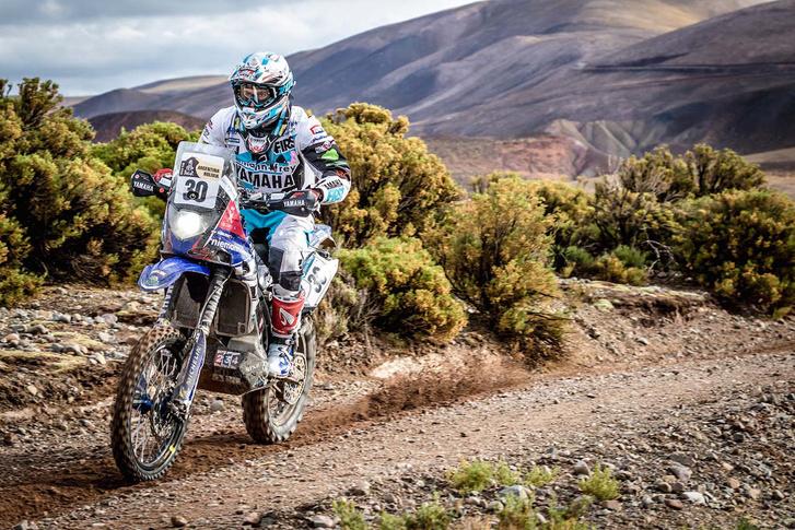 Xavier de Soultrait (FRA, Yamaha)
