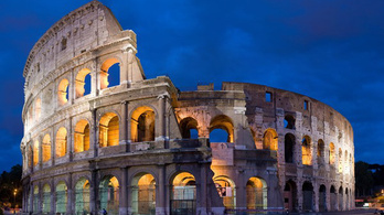Európa leglátogatottabb helye a Colosseum lett