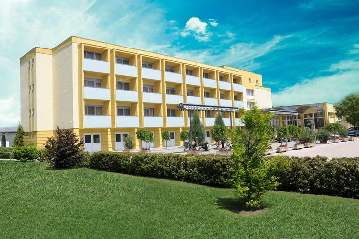 A balatonszemesi Hotel OTP (Forrás: balatonszemes.otphotel.hu)