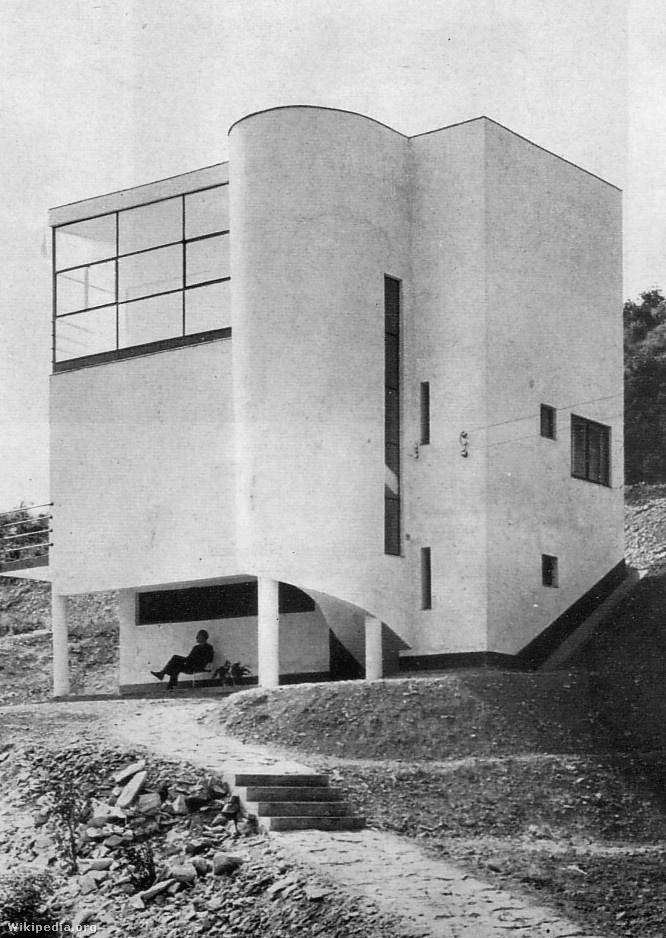 Fischer Szépvölgyi úti háza 1935-ben