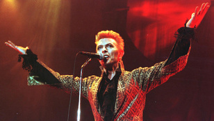 David Bowie új lemezzel ünnepli a 69. születésnapját