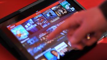 Nehezen adják a gigabájtokat a Netflixhez