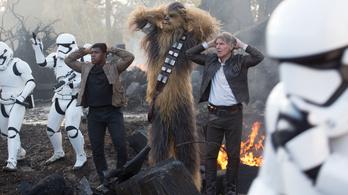Csúszik a nyolcadik Star Wars bemutatója