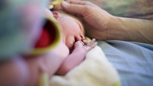 Tomika megszületésénél izgalmasabb a héten már nem valószínű, hogy lesz