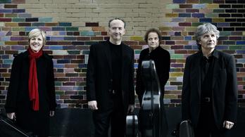 Grammy-díjas magyar kvartett az Egyesült Államokból
