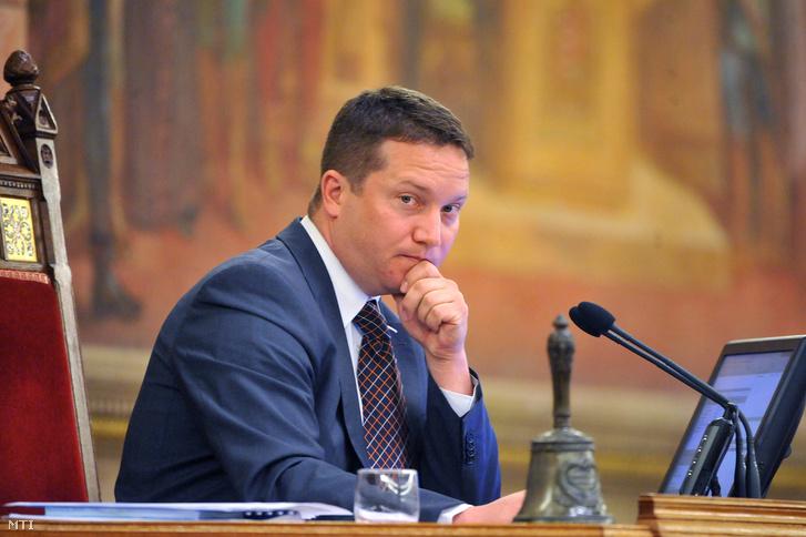 Ujhelyi István, az MSZP alelnöke, EP-képviselő