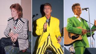 David Bowie és a zakó esete