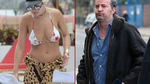 A héten döbbentünk rá, hogy Matthew Perry mennyire le van robbanva, Rita Ora meg nem szereti a bugyit