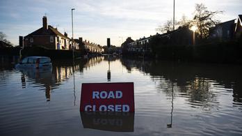 Az EU miatt van árvíz a briteknél?