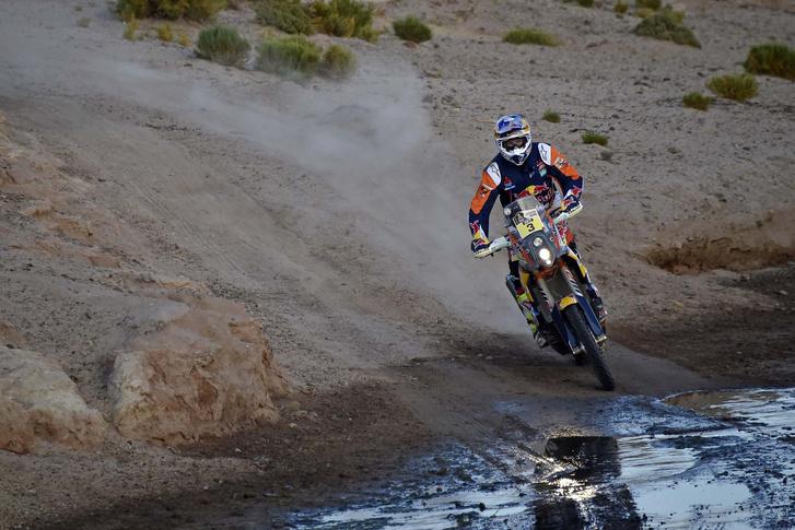 Toby Price (AUT) KTM