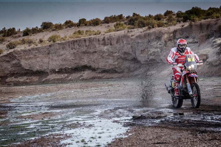 Paolo Goncalves (PRT) Honda