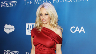Az az igazság, hogy Pamela Anderson elfelejtett melltartót venni