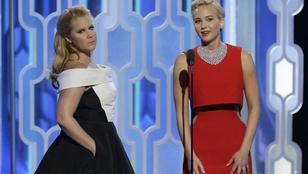 Jennifer Lawrence kicsit lealázta barátnőjét