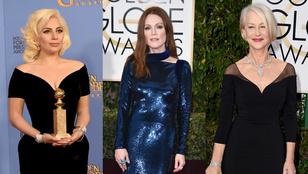Kinek jobb a Golden Globe-os szettje?