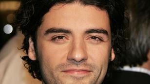 Oscar Isaac csókjától sokkot kapott az internet