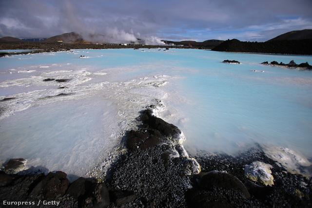 A szenzációs Blue Lagoon fürdő