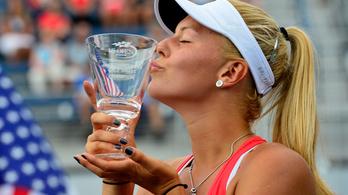 A lányoknál és a fiúknál is magyar a világ legjobb teniszezője