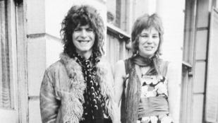 Ön előbb tudta Bowie halálhírét, mint Bowie első felesége