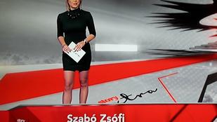 Mit gondol arról, ahogy Szabó Zsófi műsort vezet?