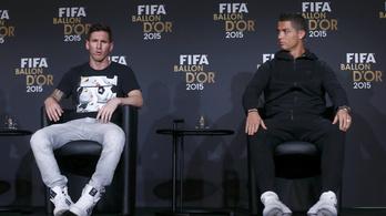 Messi egy mondattal beárazta öt Aranylabdáját