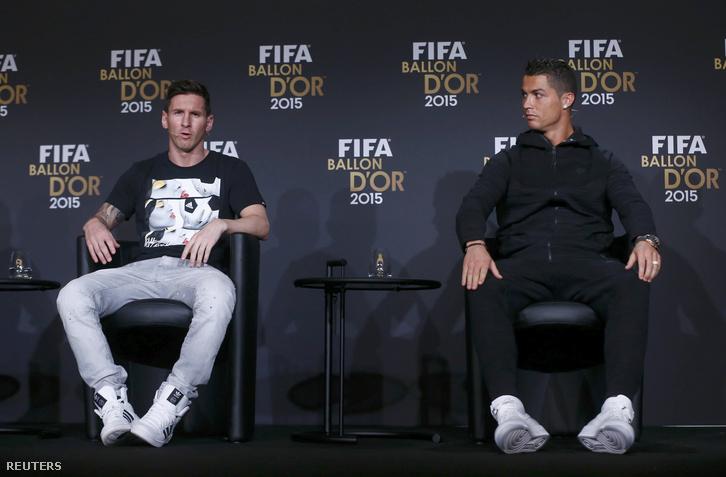Valamikor ekkor hangzott el, hogy Messinek az egy többet érne ötnél