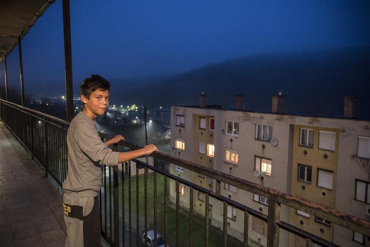 Oláh Antal abban bízik, hogy a fiának több lehetősége lesz, mint ami neki volt