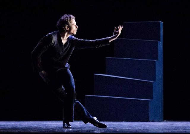 Simon István, She was Black -Semperoper Ballett