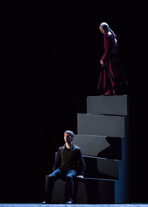 Anna Merkulova, Johannes Schmidt, She was Black - Semperoper Ballett