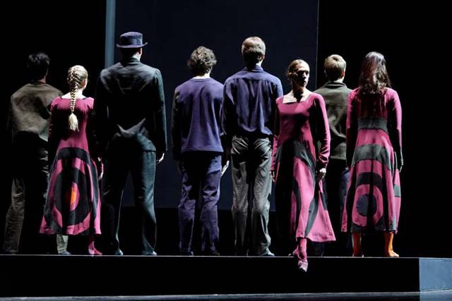 She was Black, Ana Presta -Semperoper Ballett