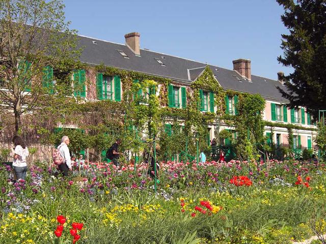 Monet háza Giverny-ben