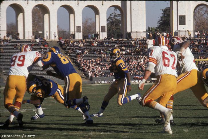 LA eredeti csapata, a Los Angeles Rams
