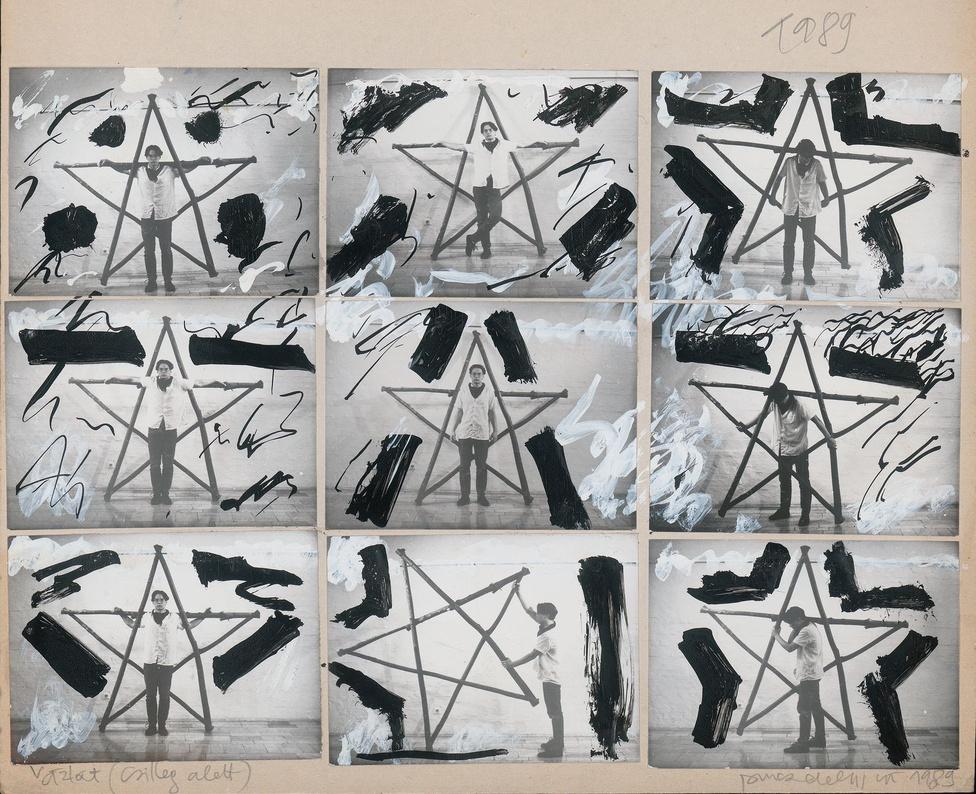 Vázlat (Csillag alatt) 1989