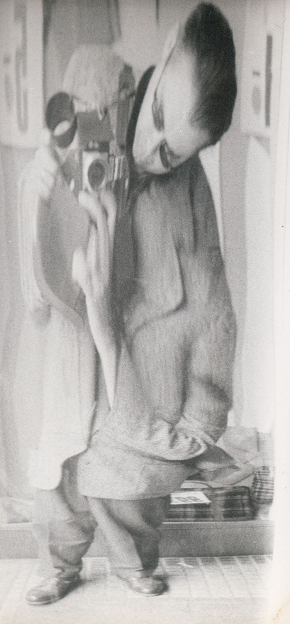 Áprilisi portré 1966