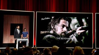 Az Oscar-jelölések nagy nyertese a Mad Max és A visszatérő