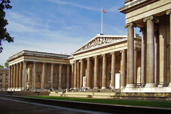 A British Museum Londonban